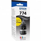 Hộp Mực in phun Epson T774 BK - Màu Đen - Hộp mực máy in Epson  L605, L655, 1455, M100, M200