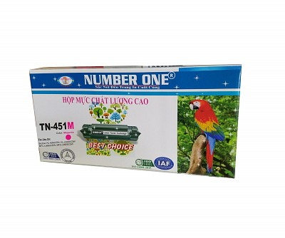 small image Mực in Brother TN451 Đỏ - Hộp mực máy in Brother HL-8260CDN, HL-L8360CDW, MFC-L8690CDW, MFC-L8900C