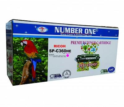 small image Hộp mực Ricoh SPC360 Black – Hộp mực máy in ricoh SP C360, C360dn, C360dnw, C360SFNw, C360SNw, C360d
