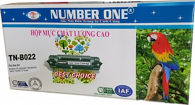 small image Hộp Mực Brother TN-B022 - Hộp mực máy in Brother HL B2000D, B2080DW, MFC-7535D 7715dw - Mực in B022