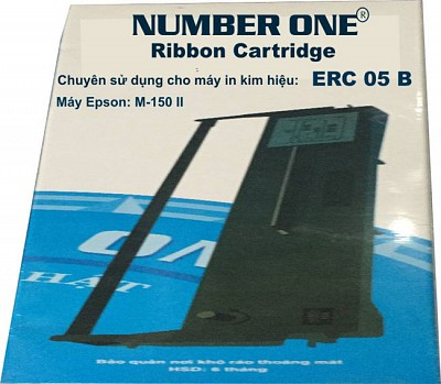 small image Ruy Băng Epson ERC 05 B - ribbon Epson ERC 05B - ruy băng máy in kim epson M 150 II